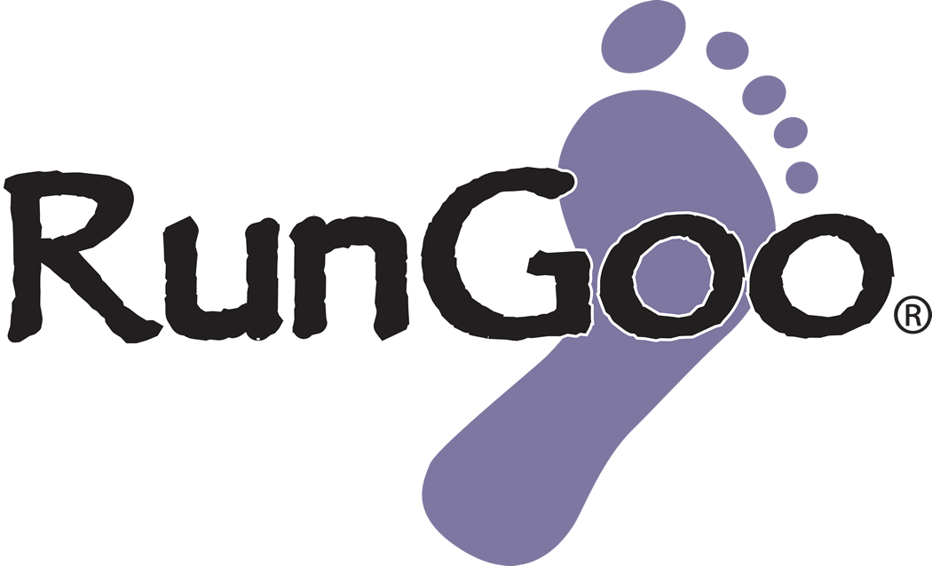 Run Goo Logo simple png
